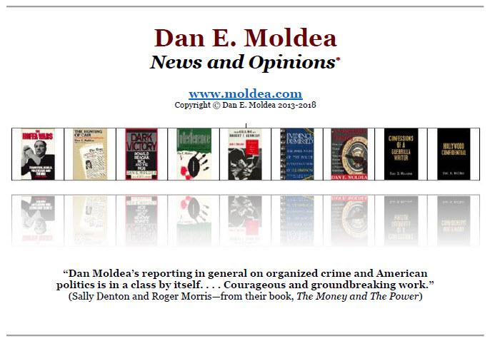 Dan E Moldea